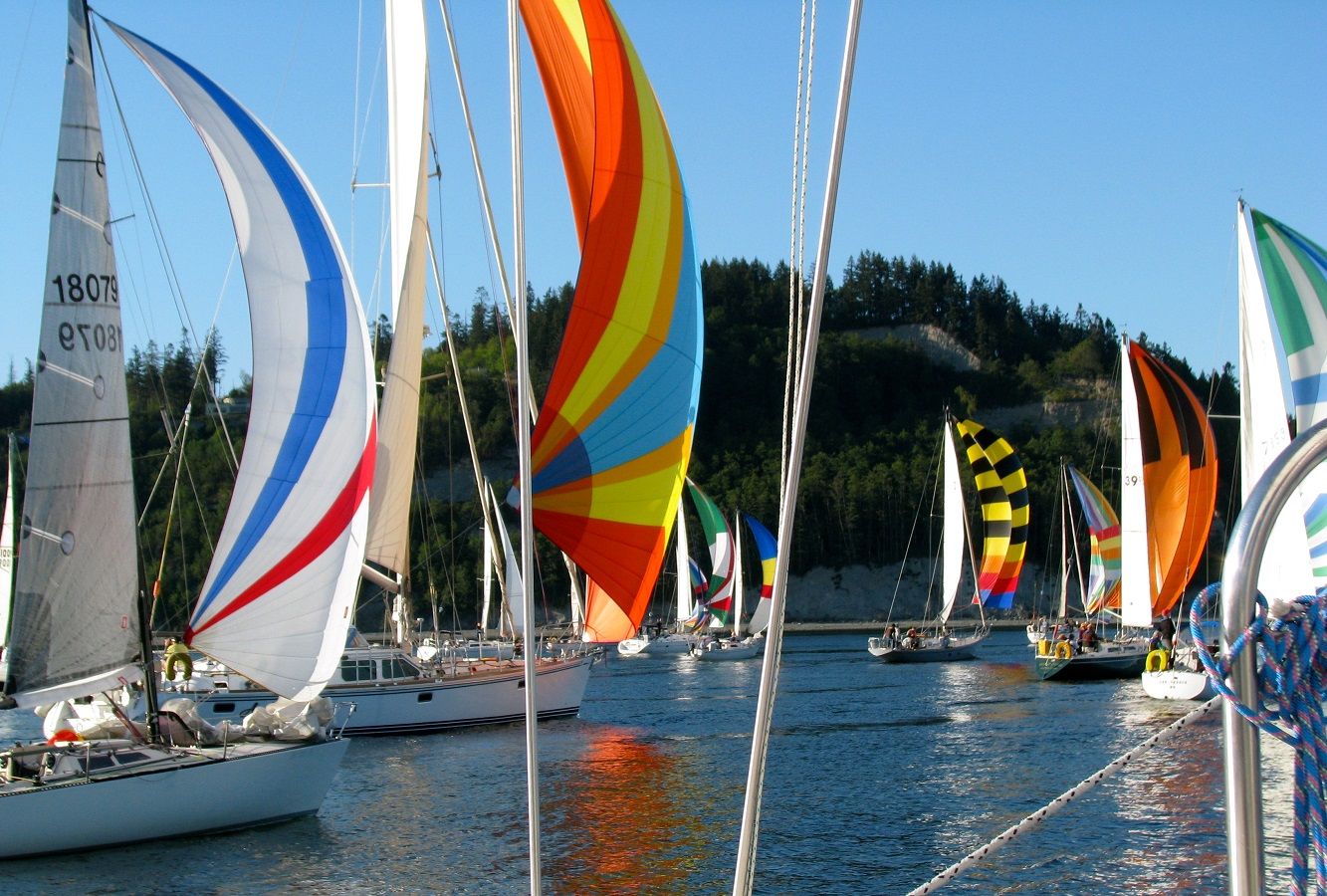 Sand Sail Point - Seattle's Community Boating Center